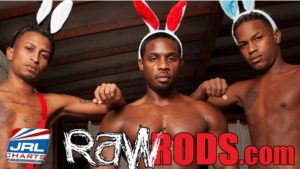 DeAngelo Jackson Bottomed for Easter In Bunny Breeding
