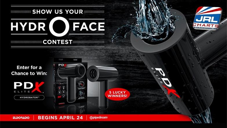 Eldorado & Pipedream Announce Show Us Your Hydro-O-Face' Contest