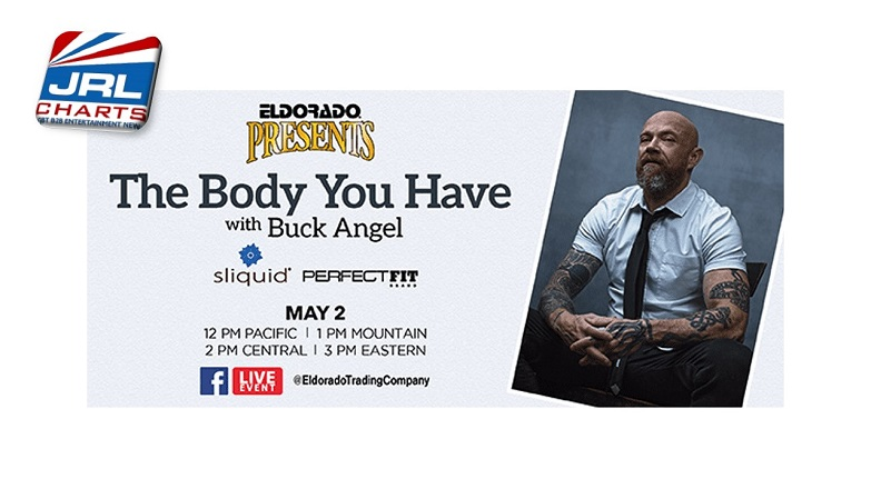 Eldorado Presents The Body You Have with Buck Angel
