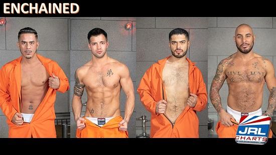 Enchained (2019) Gay-Erotica-Cast-Dominic-Pacifico-Entertainment-Zbuckz