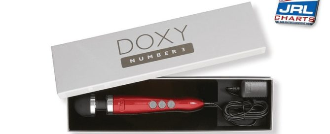 Entrenue named Doxy Massagers Semi-Exclusive Distributor In the U.S.