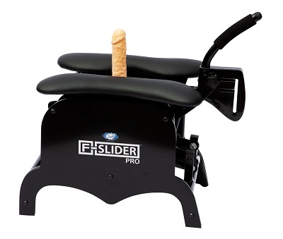 F Slider Pro Rocking Sex Chair by Cloud 9 Novelties