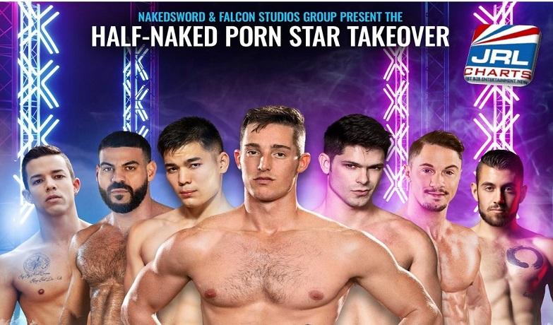Falcon, NakedSword Men Meet & Greet Set for Grabbys Soiree