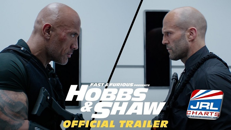 Fast & Furious Presents Hobbs & Shaw Extended Trailer #2