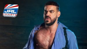 Gay Adult Film Star Ricky Larkin Signs with Raging Stallion