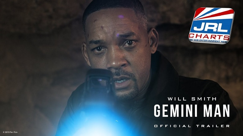 Gemini Man (2019) - Watch Will Smith In Official Sci-fi Trailer
