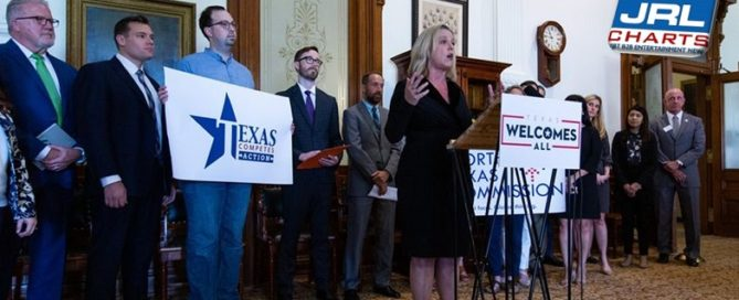 Google, Amazon, Apple & Facebook Condemn Texas anti-LGBT Bills