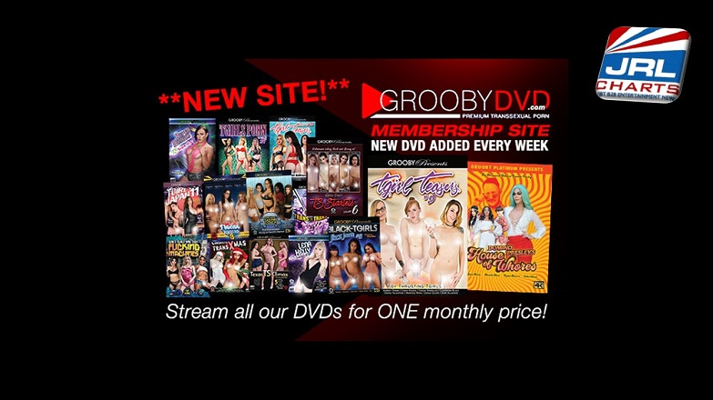 GroobyDVDdotcom Relaunch as Membership Site for Trans Lovers