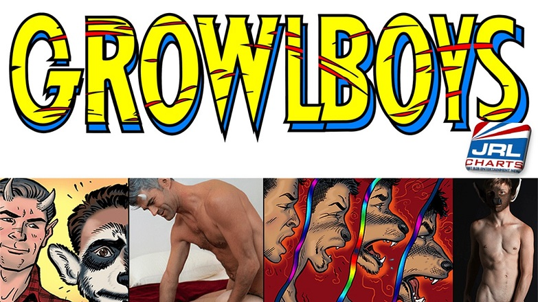 GrowlBoys website Launch from Carnal Media and GunzBlazing