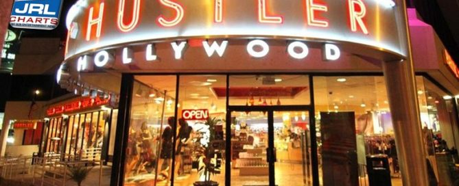Hustler Hollywood Returns Home on the Sunset Strip