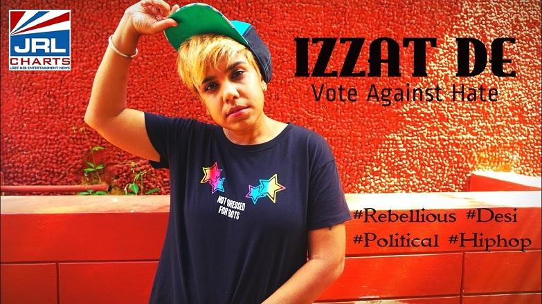 Izzat De - Openly LGBTQIA+ Hip Hop Artist Pragya Pallavi Breaks Out