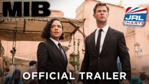 MEN IN BLACK 4 International Trailer #2 - 2019 - Sony Pictures