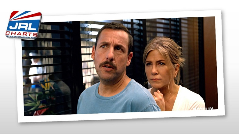 MURDER MYSTERY Comedy Trailer - Jennifer Aniston, Adam Sandler