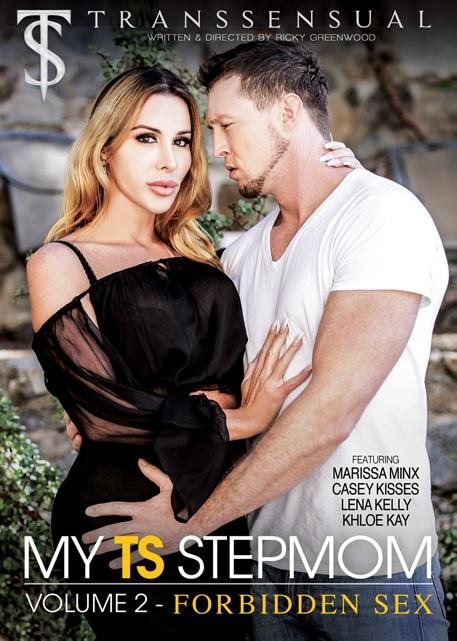My TS Stepmom Volume 2 Forbidden Sex DVD - TransSensual Films