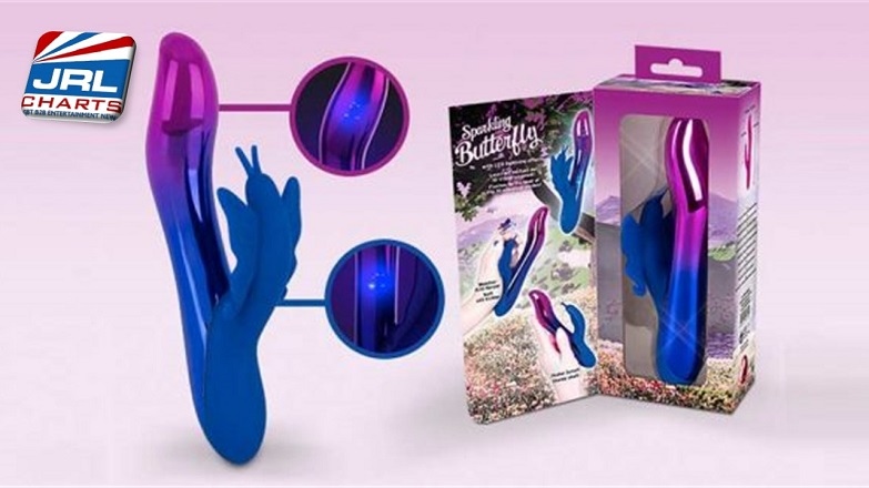 Orion adds You2Toys Sparkling Butterfly Vibe to its Catalog