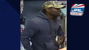 Police Hunt for Adult Video Store Robbery Suspect in Columbia