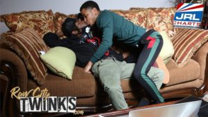Raw City Twinks Presents Robbie Dash, Kyd Foster in Found Out
