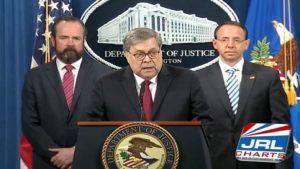 Read Entire Justice Department Redacted Mueller Report