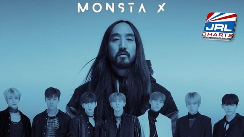 Steve Aoki & Monsta X Play It Cool MV Is An Instant Hit Surpassing 7 Million Views