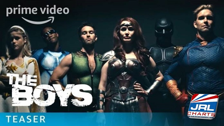 THE BOYS Uncensored Trailer (2019) Is An Hilarious Must See