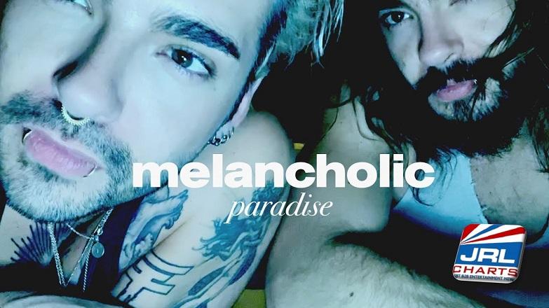 Tokio Hotel 'Melancholic Paradise' New Music Video