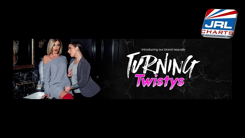 Twistys Rebrands as All-Girl Mega Site Turning Twistys