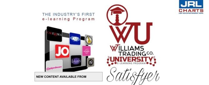 WTU E-Learning Program Adds Courses for Satisfyer Luxury Series