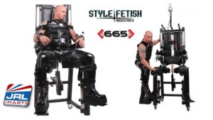 665 Unveils Slave Chair 'The Beast' by Fetish to the USA