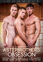 A Stepbrother's Obsession DVD