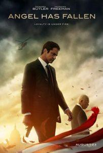 Angel Has Fallen (2019) Official Poster - Lionsgate