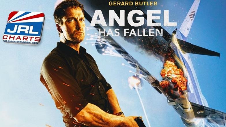 Angel Has Fallen Official Trailer Starring Gerard Butler and Morgan Freeman