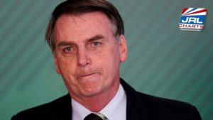 Antigay President Jair Bolsonaro of Brazil forced to Cancel U.S Trip Over Protests and Boycotts