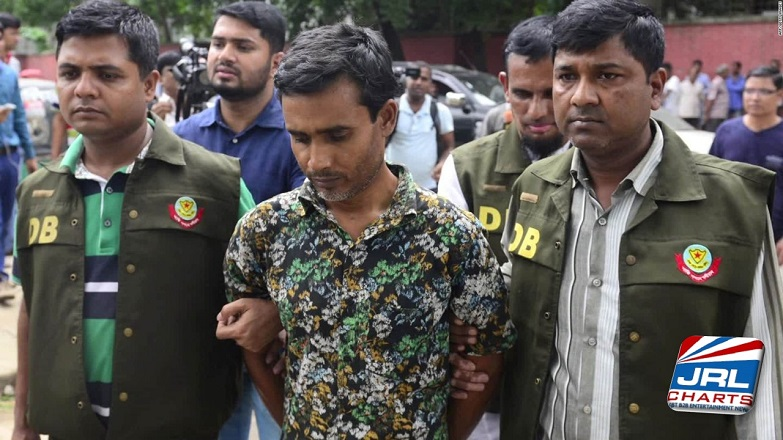 Bangladesh Police Charge 8 in Hacking Death of Two LGBTQ Activists