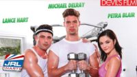 Bi-Sexually Active 3 DVD -bisexual-porn-PetraBlair-MichaelDelray-LanceHart-devilsfilm
