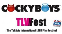 CockyBoys Screening 3 Gay Films at Tel Aviv LGBT Film Fest