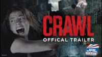 'Crawl' Official Trailer - Watch Alexandre Aja Intense Horror Film