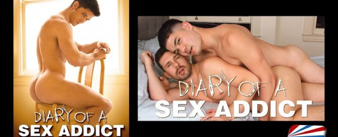 Diary of a Sex Addict (2019) Falcon Studios Streets on DVD