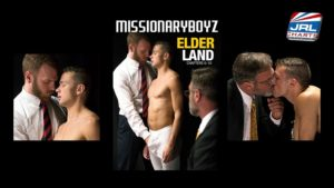 Elder Land 2 on DVD from Missionary Boyz Streets May 29