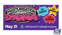 Eldorado Ends Masturbation Month with a Bang!