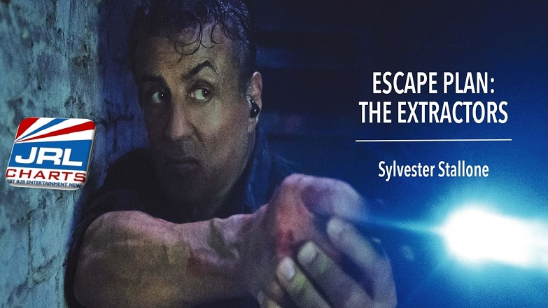 Escape Plan 3 - The Extractors Teaser Trailer Starring Sylvester Stallone
