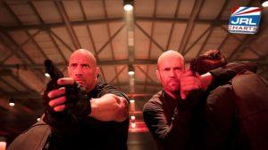 Fast & Furious Hobbs & Shaw 6 Minute Trailer