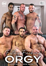 Filthy Fucking Orgy DVD