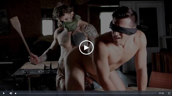 Fuck Or Flight DVD - gay porn trailer -Bromo Studios