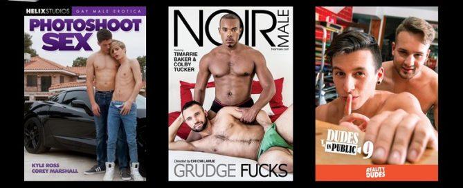 Gay Adult Movies Coming Soon - May 20, 2019