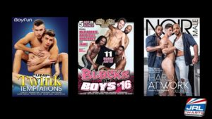 Gay Adult Movies Coming Soon - May 9, 2019
