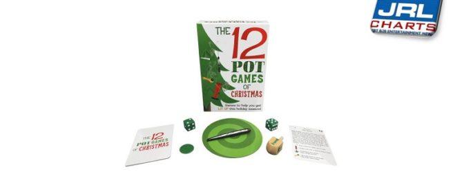 Kheper Games Unveils the '12 Pot Games of Christmas'