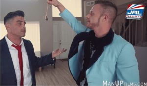 Mentalist Brian Bonds vs Lance Hart Exclusively on Man Up Films