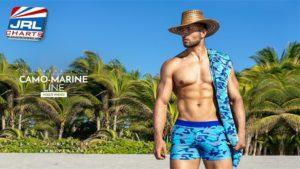 Modus Vivendi Debuts Camo Marine Swimwear Collection MV