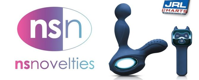 NS Novelties Renegade Wireless Remote Orbit Is A Must Stock!