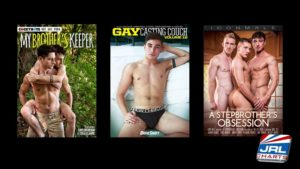 New Gay Porn DVD New Releases for May 30, 2019